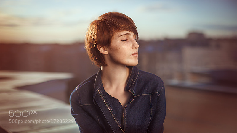 Photograph Tanya by Jay Lay on 500px