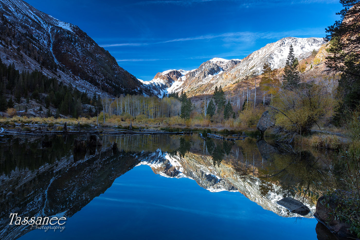 Photograph Lundys reflection by Tassanee Angiolillo on 500px