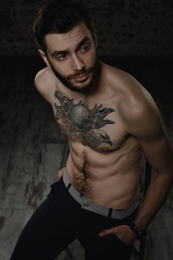 Artem by Olya Kruglova on 500px.com