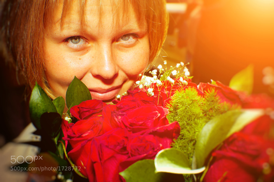 Photograph Anna by Eugene Gorbov on 500px