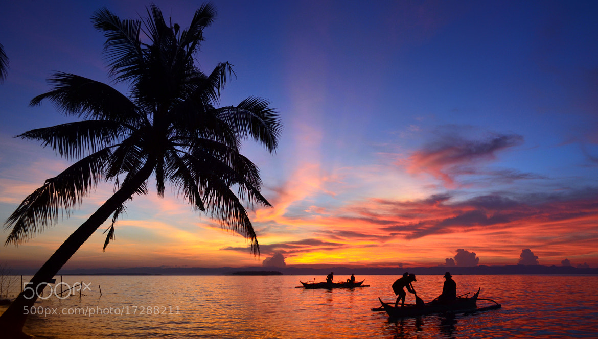Photograph The day of the fishermen by Vey Telmo on 500px