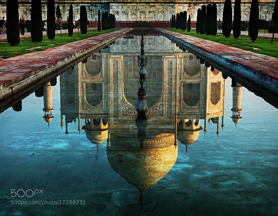 Photograph Taj by Suchet Suwanmongkol on 500px