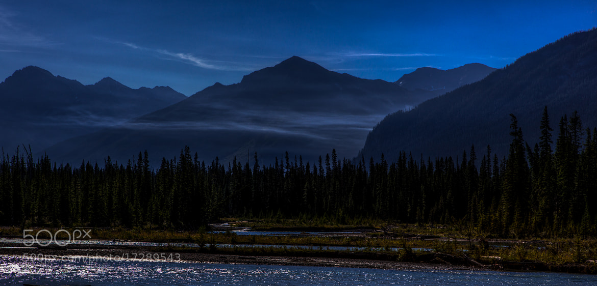 Photograph Blue River by Brian Behling on 500px