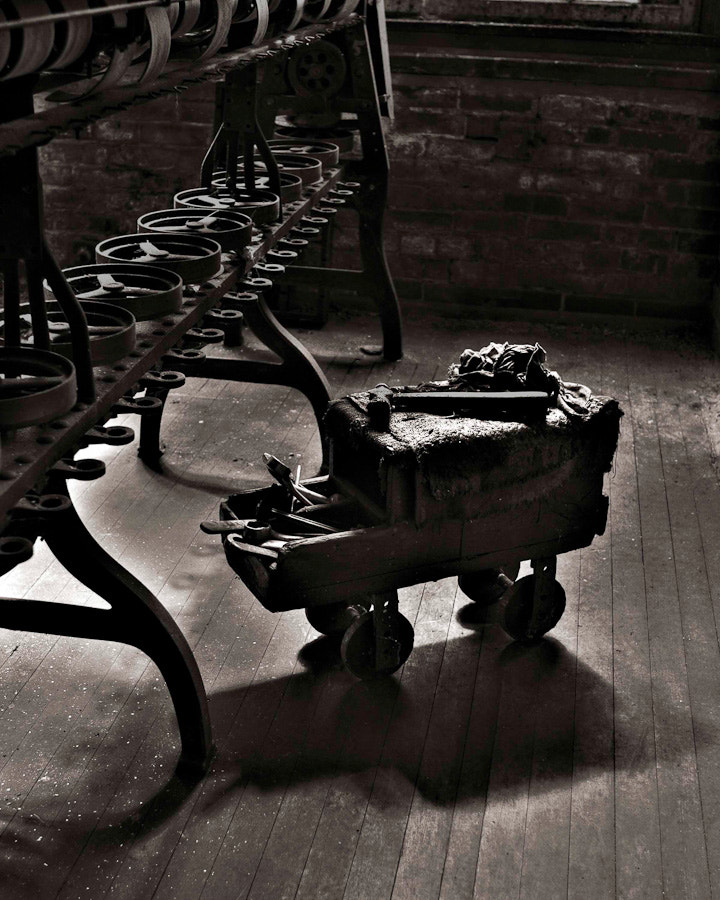 Photograph Repair Cart by Kelly & Robert Walters on 500px
