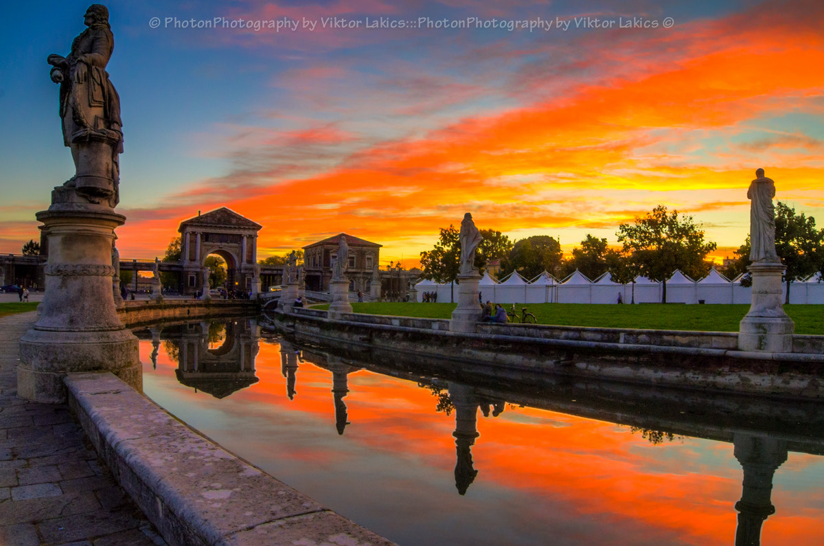 Photograph Sunset in Padua by PhotonPhotography -Viktor Lakics on 500px