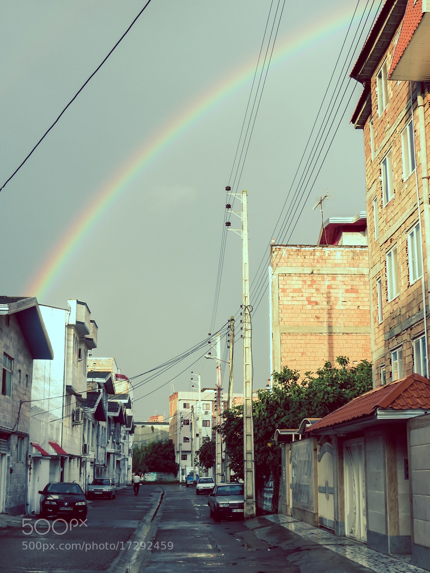 Photograph Morning rainbow by Milad Ghasemi on 500px