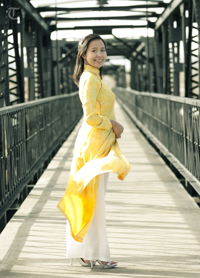 Photograph Traditional Ao Dai by Anh Nguyen on 500px
