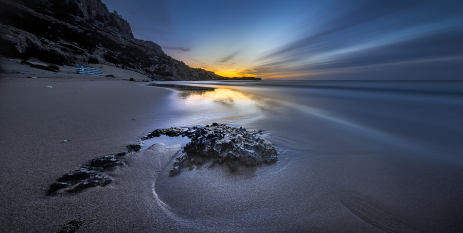 Sunrise in Rhodes by panagiotis laoudikos on 500px.com