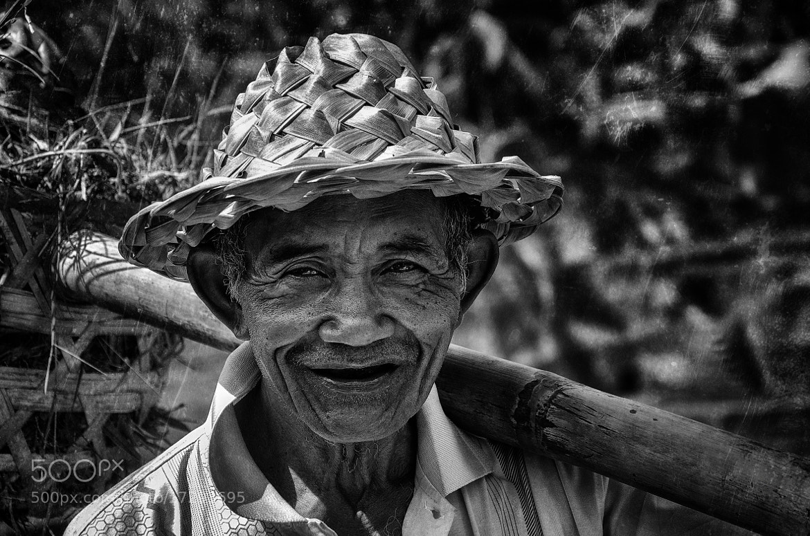 Photograph Old Balinese Man by Janko Dragovic on 500px