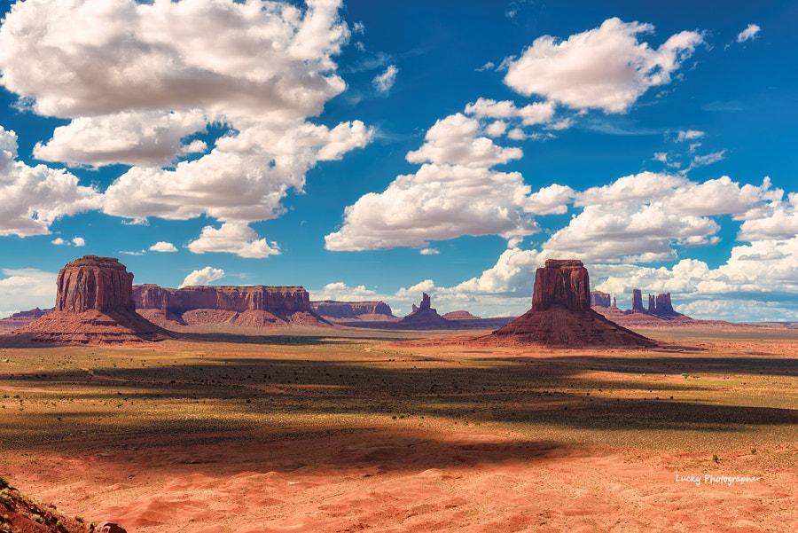Monument Valley by Dmitry Vinogradov on 500px.com - Adventure Travel