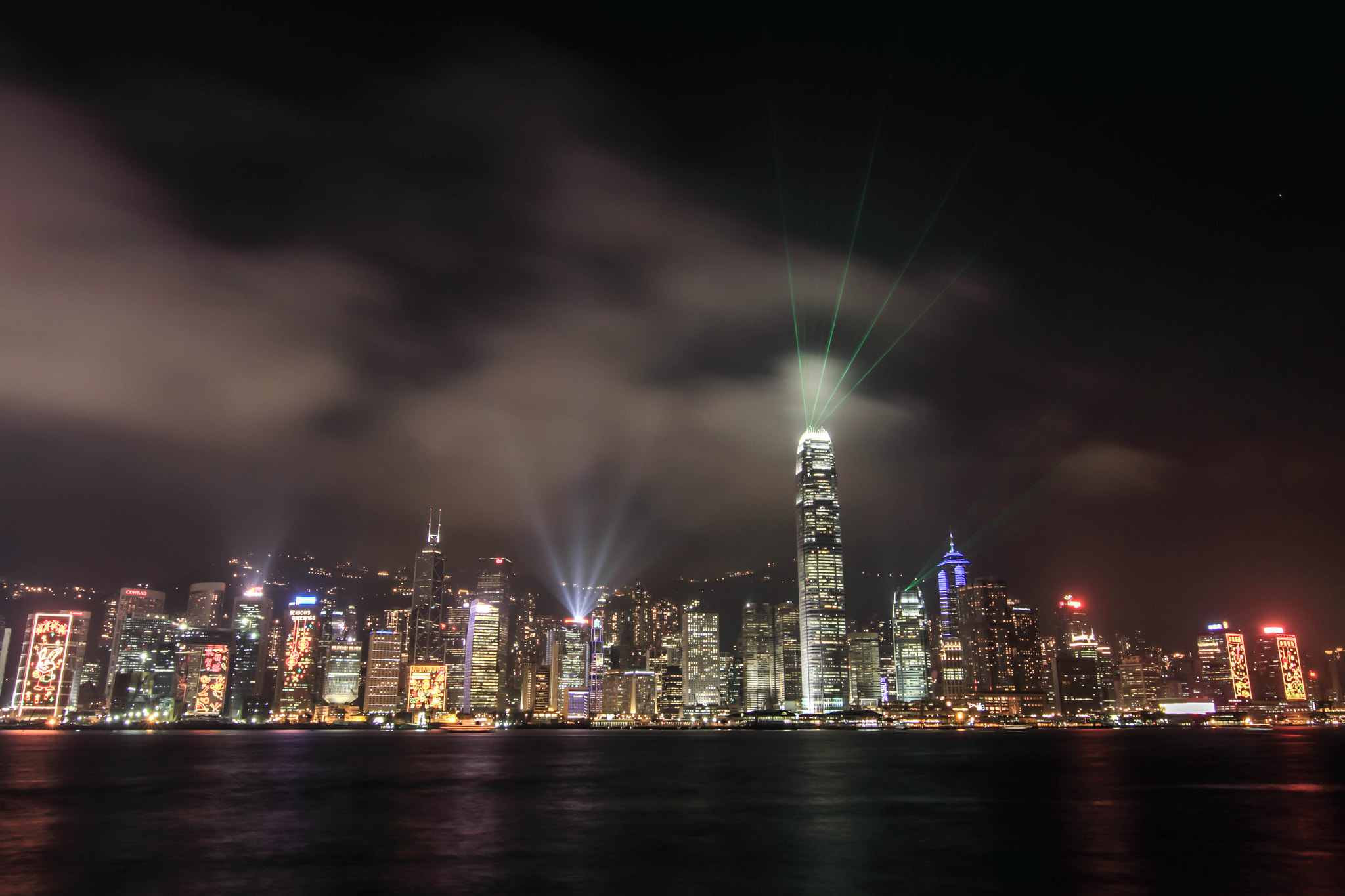 Photograph Hong Kong - Night View by Jae Hyuk Ko on 500px