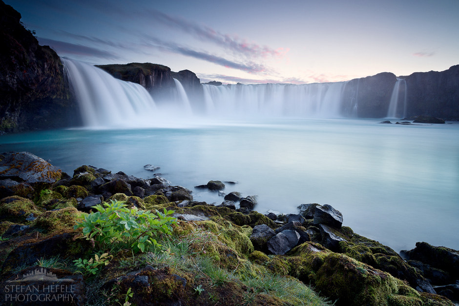 Photograph Waterfall of the Gods - ICELAND by Stefan Hefele on 500px