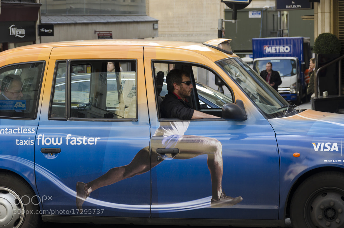 Photograph Taxi driver by Filippo Bianchi on 500px