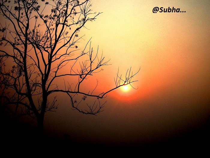 Photograph sunset by SUBHA   on 500px