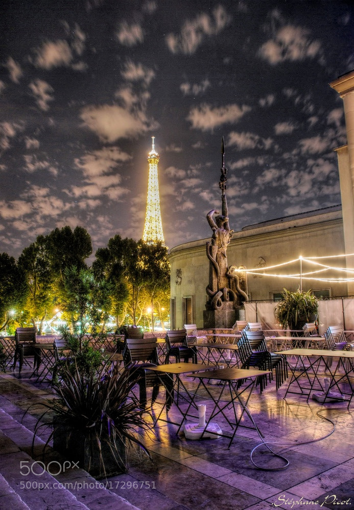 Photograph Terrasse Parisienne by Stéphane Picot on 500px