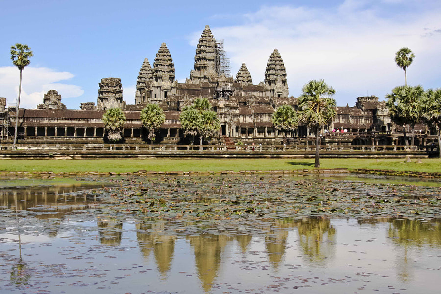 Photograph Angkor Wat by Jaume Martí on 500px