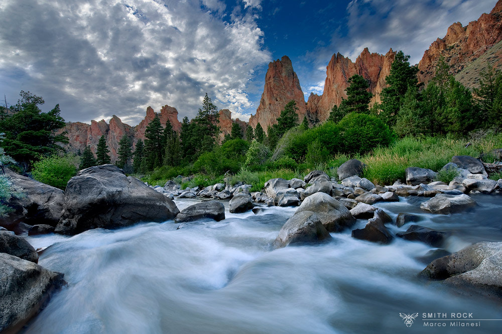 Photograph Crooked River by Marco Milanesi on 500px