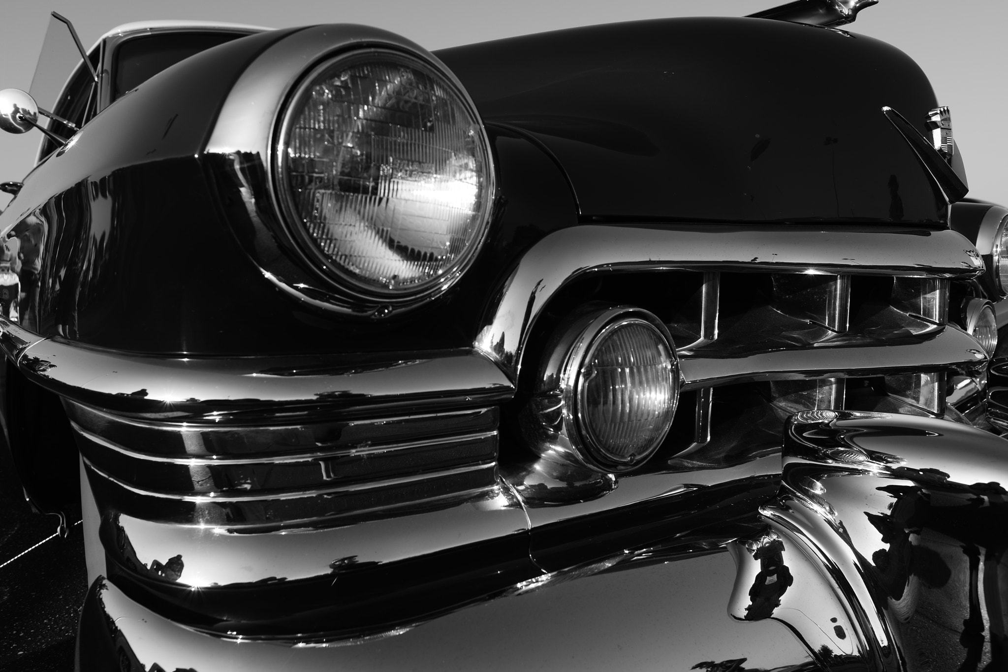 Photograph '50 Caddy by Sam Commarato on 500px