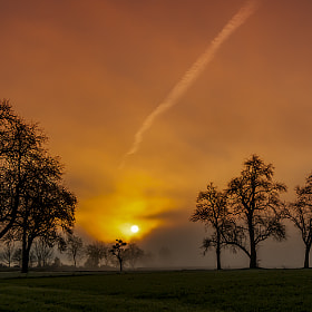 Morgenfeuer by Leo Pöcksteiner (Poecky23)) on 500px.com