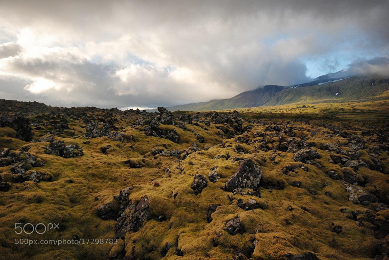 Photograph Lava landscapes by Desvísteme despacio on 500px