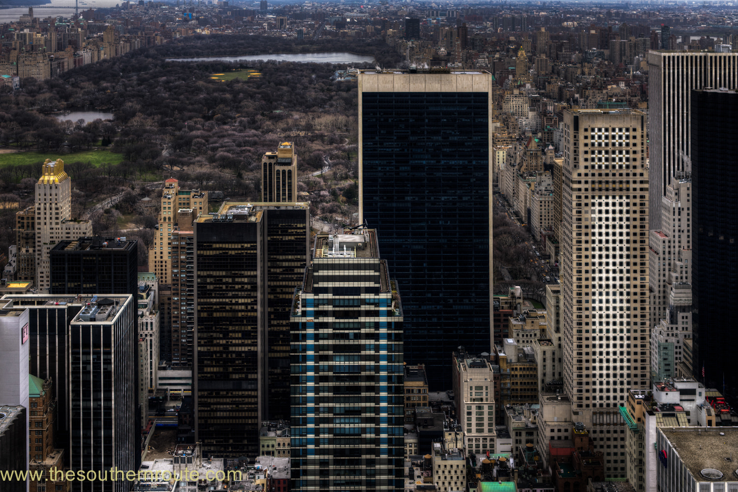 Photograph 4DISTRICTS, NYC by regis boileau on 500px