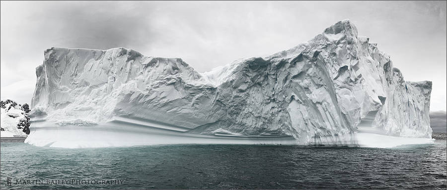 Photograph Iceberg of Considerable Proportions by Martin Bailey on 500px