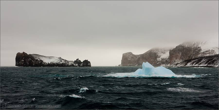 Photograph Deception Island Iceberg by Martin Bailey on 500px