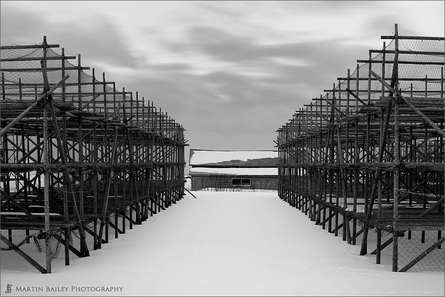 Photograph Fish Drying Frames by Martin Bailey on 500px