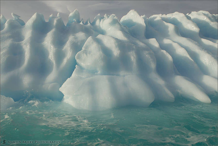 Photograph Serrated Iceberg by Martin Bailey on 500px