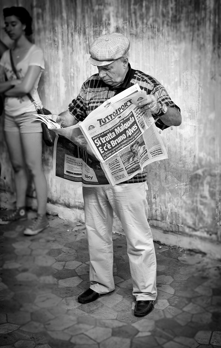 Photograph Keeping up with the news by Michael Avory on 500px