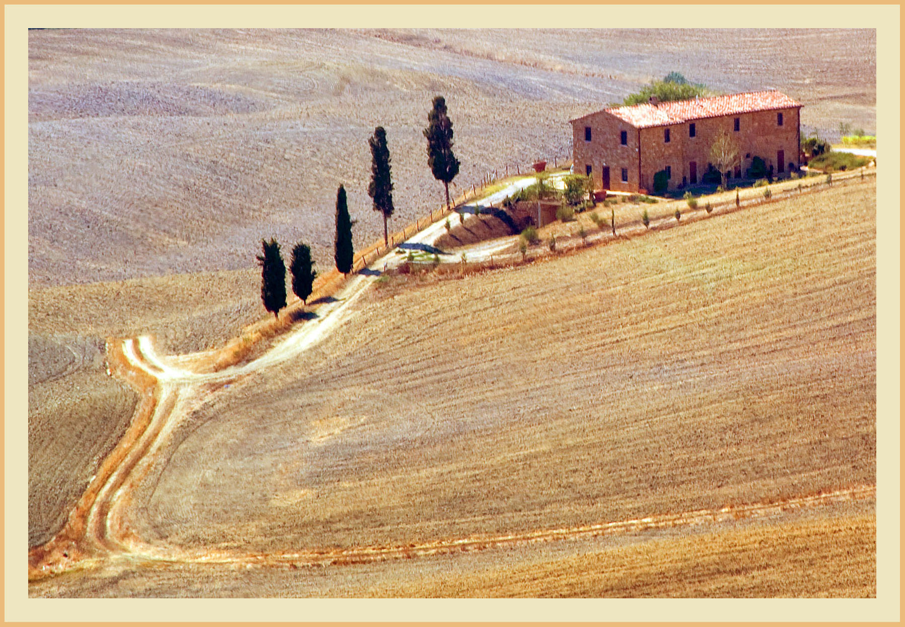 Photograph Paesaggio Italy Tuscan by Stefano Crea on 500px