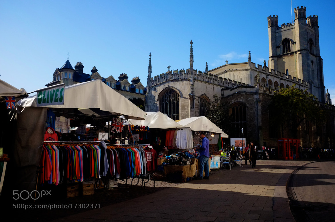 Photograph Market Day by simon peckham on 500px