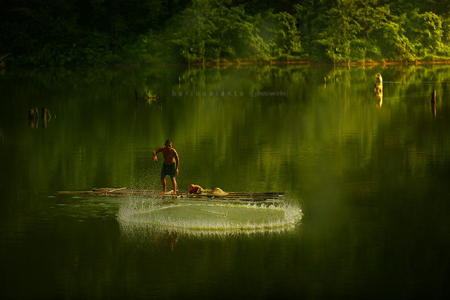 Photograph Fisherman #2 by Heri Budianto on 500px