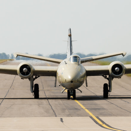 Royal Air Force Canberra, Canon EOS 20D, Canon EF100-400mm f/4.5-5.6L IS USM