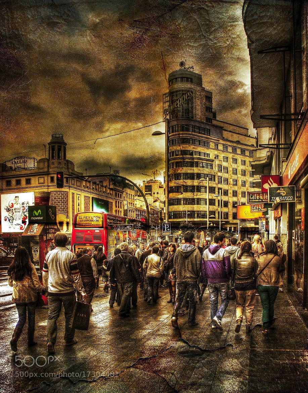 Photograph digitalizArtMadrid by Dani  Parra on 500px