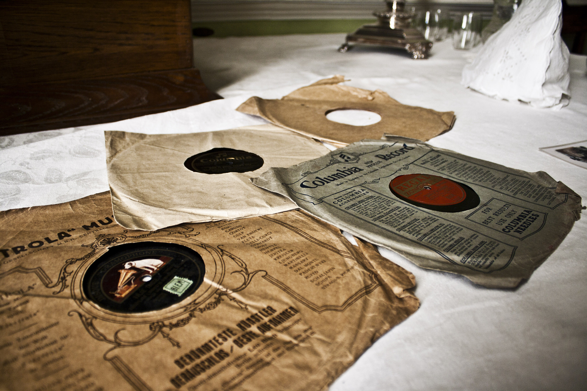 Photograph Records by Ellie Melling on 500px