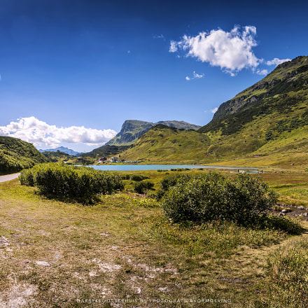 Zeinisbach Lake Austria