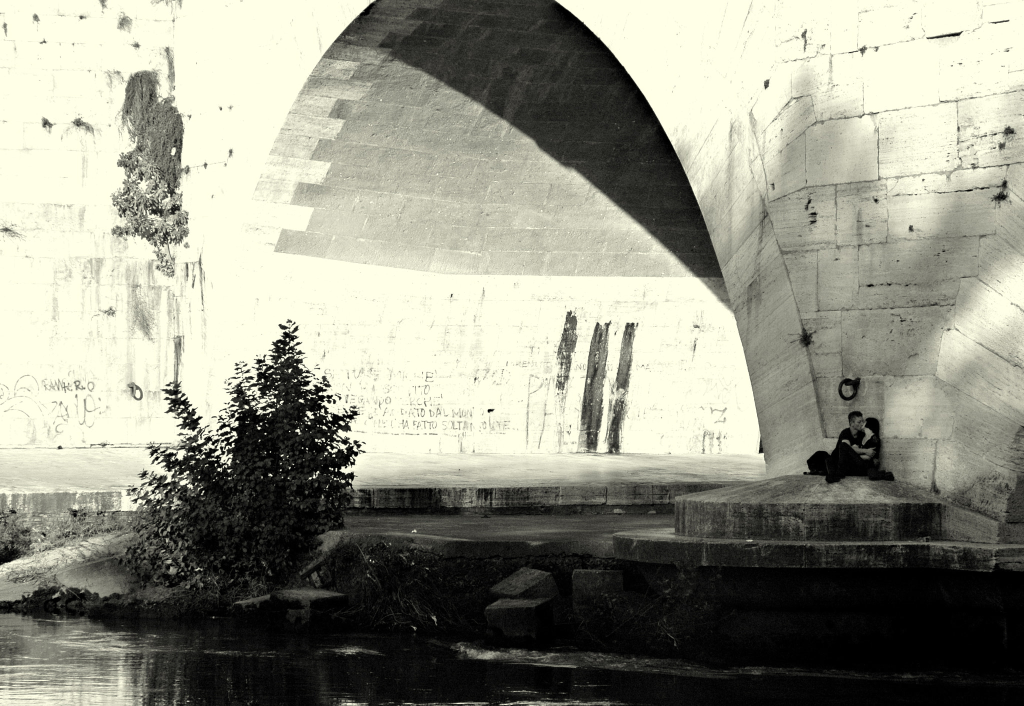 Photograph Tevere in love by Simonetta DiMeo on 500px