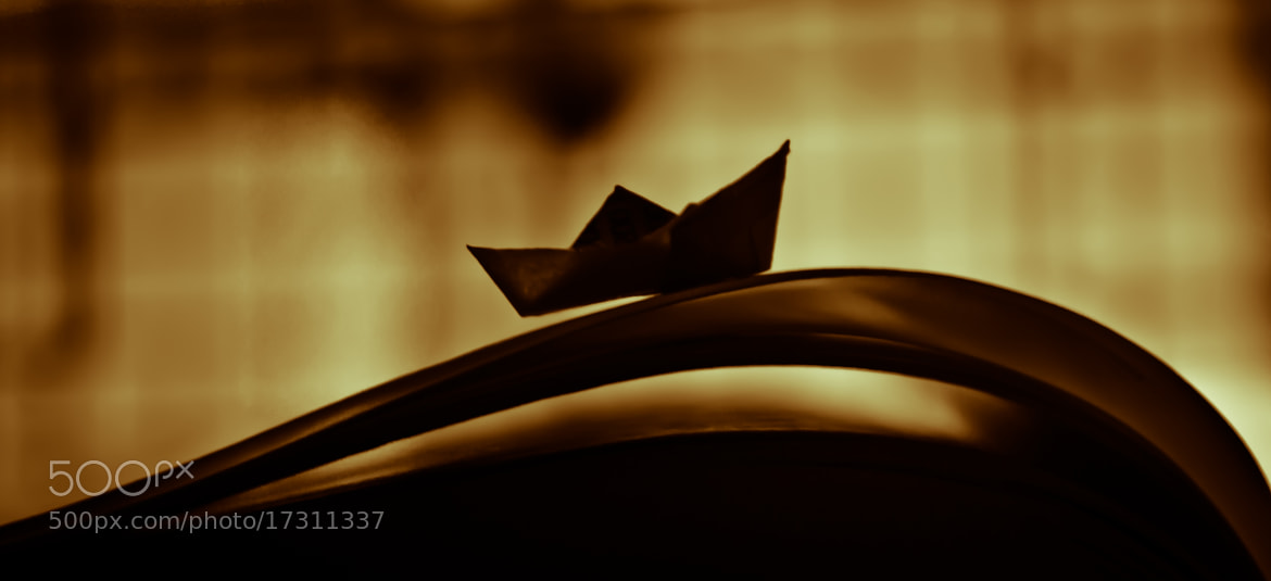 Photograph No matter what happens, I will sail! by ARITRA SEN on 500px