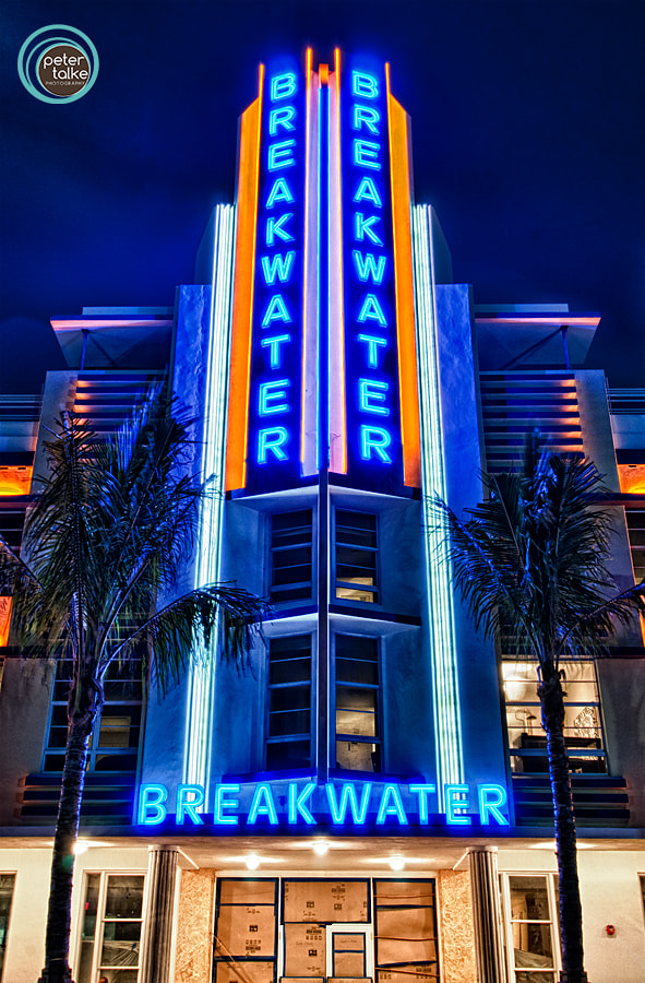 Photograph Breakwater Hotel by Peter Talke Photography on 500px