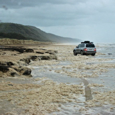 Fraser Island, Canon POWERSHOT SD800 IS