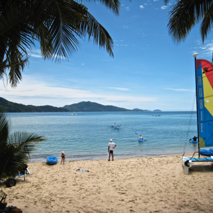 Hamilton Island, Canon POWERSHOT SD800 IS
