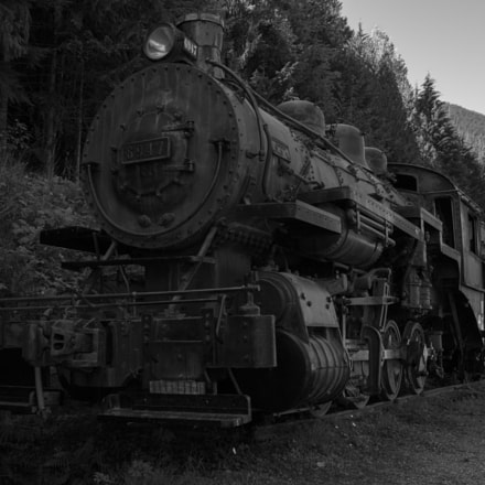 Ghost Train, Sony ILCA-77M2, Tamron SP AF 17-35mm F2.8-4 Di LD Aspherical IF