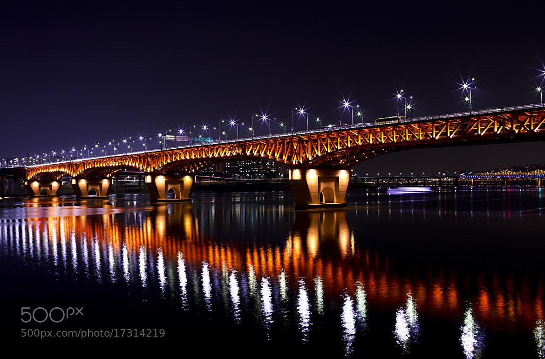 Photograph sungsu bridge #2 by Jonghyuk Kim on 500px