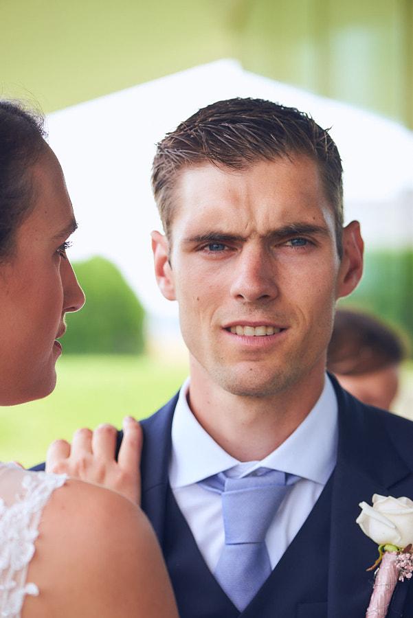 Huwelijk Bert en Berdien