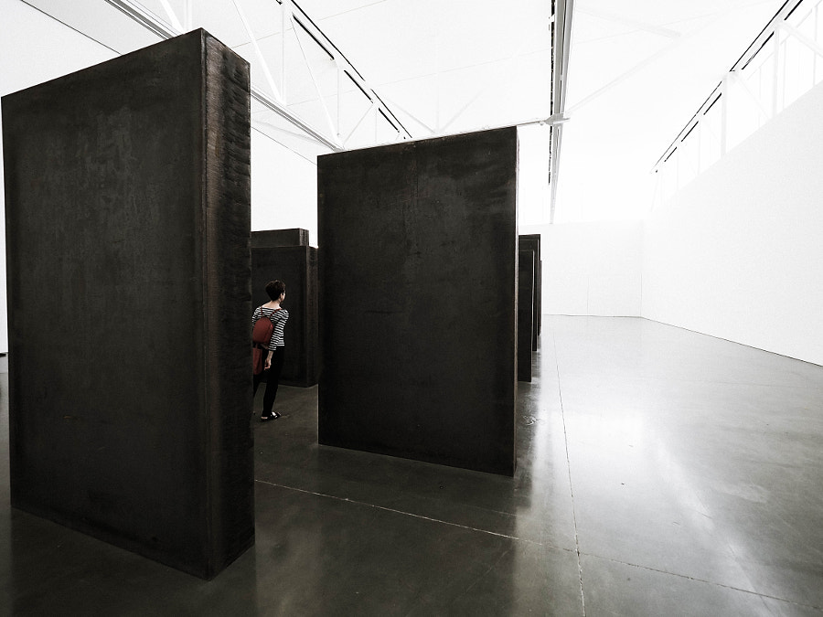 Every Which Way (Richard Serra) by Nancy Lundebjerg on 500px.com