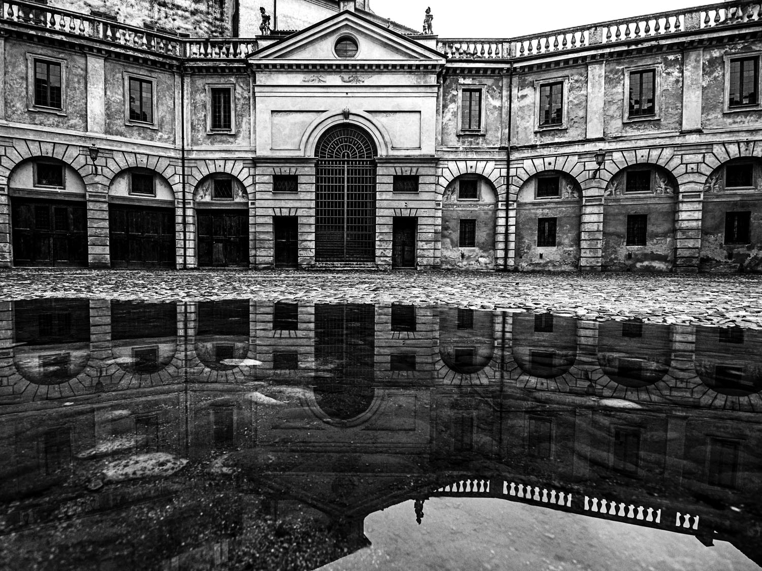Photograph Reflection by Claudio L'Estremo Montegriffo on 500px
