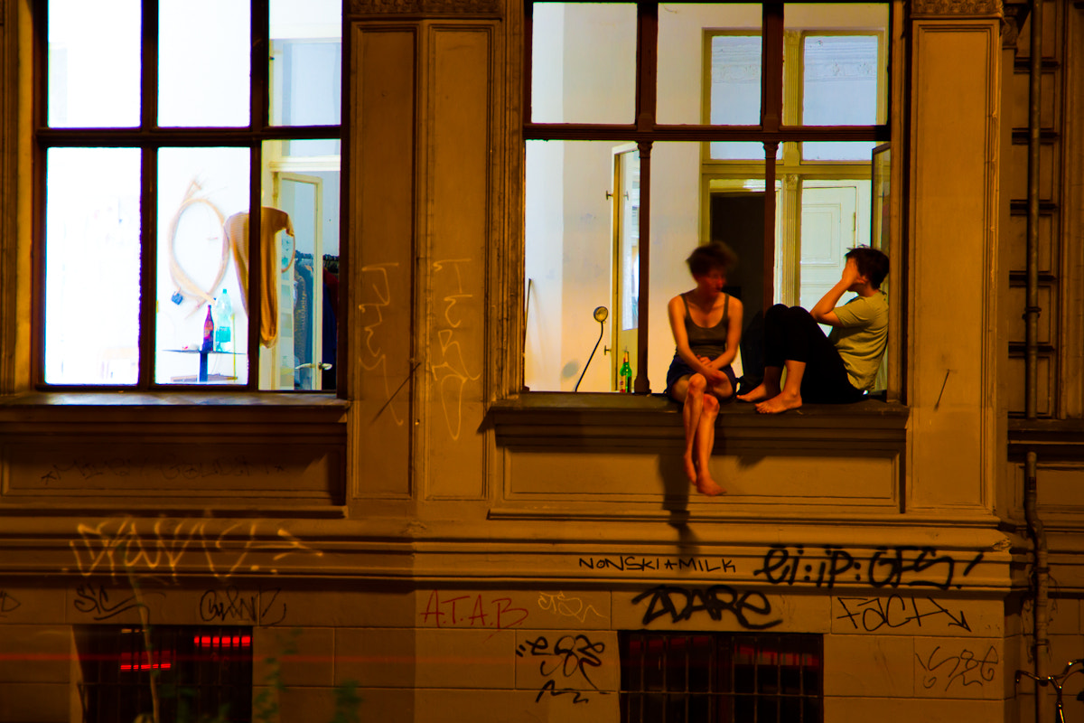 Photograph hanging out by Axel Kuenne on 500px