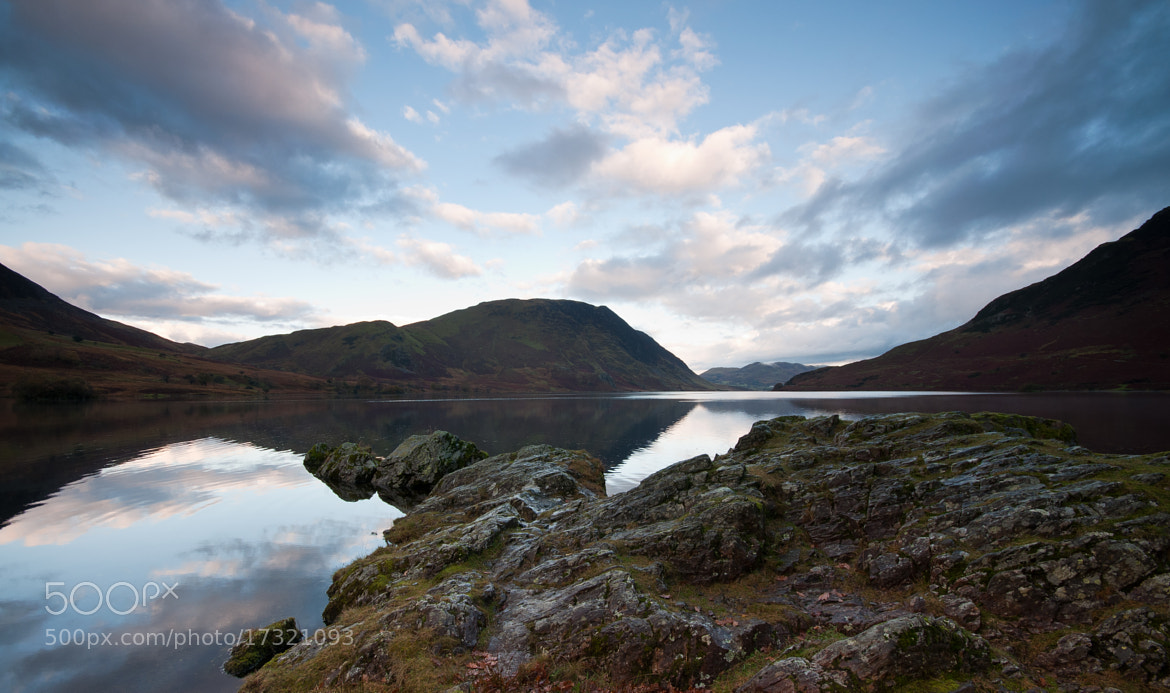 Photograph Crummock Water by Damian Shooter on 500px