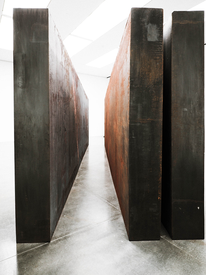 Through (Richard Serra) by Nancy Lundebjerg on 500px.com